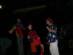 Recepcion de Clowns