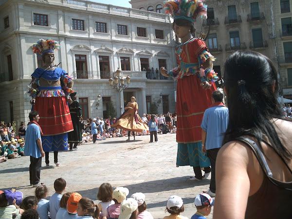 Reus, fiestas de san Pedro