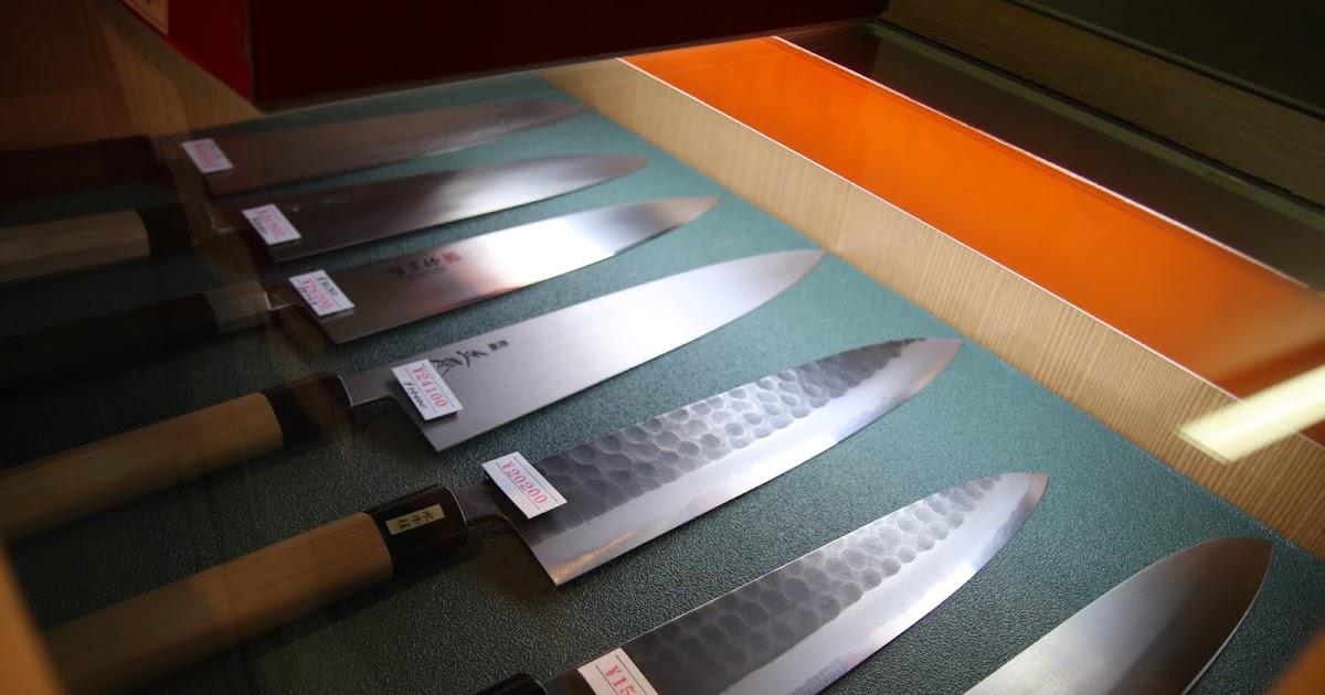 yaya s yum yums japanese knives and sakai the city of
