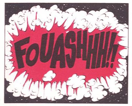 FOUASHHH!!