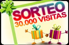 <b>Sorteo: </b>30.000 visitas