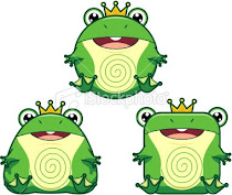 3 frogs