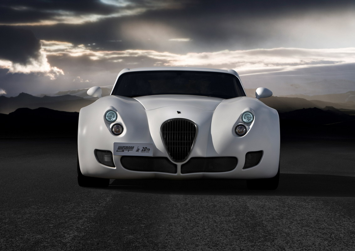 Wiesmann GT MF5 has a price of