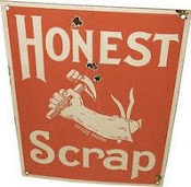 Honest Scrap Award