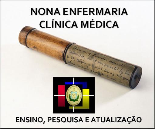 NONA ENFERMARIA: CLÍNICA MÉDICA