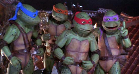 Teenage Mutant Ninja Turtles: The Original Series - Volume Two movie
