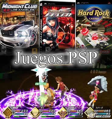 descargar juegos de psp en español gratis 1 link