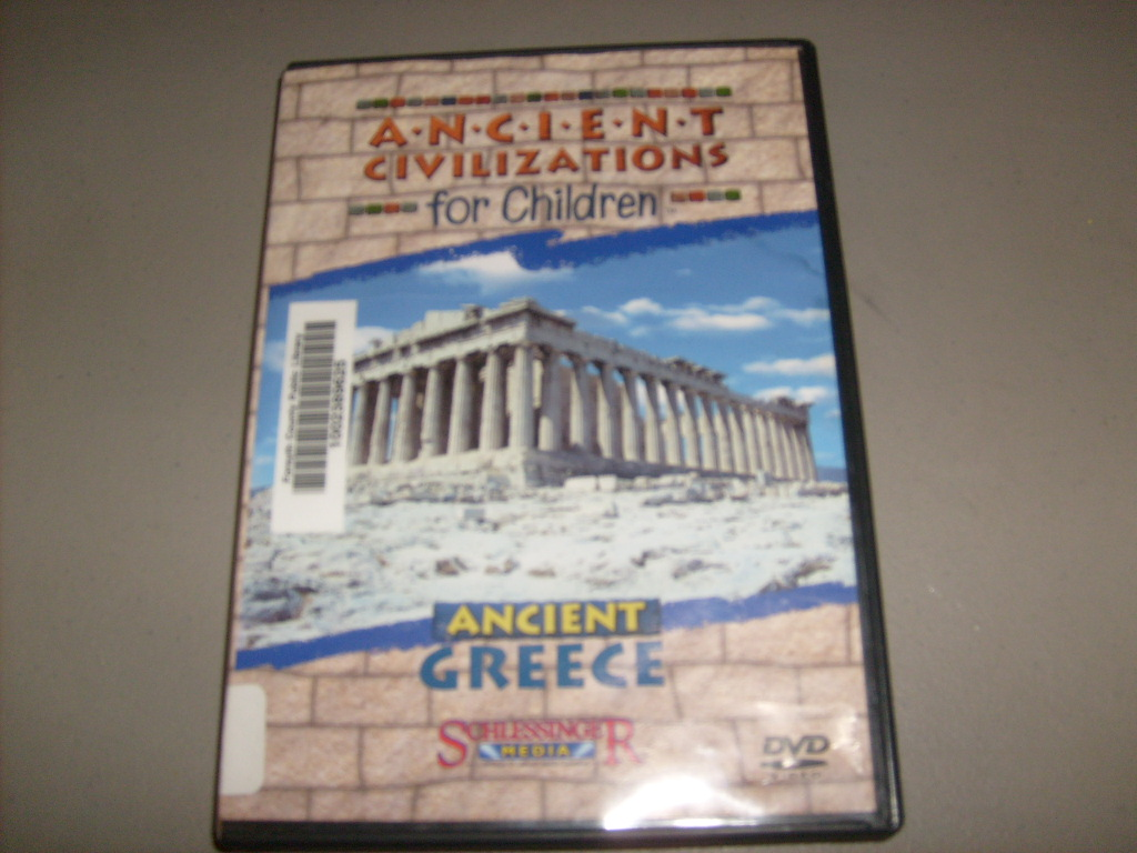 Horsing Around At Home My Big Fat Ancient Greece Unit Study Wiring Diagram