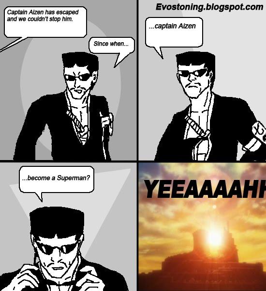 CSI%2BBleach%2BShinigami csi miami meme captain aizen dal portal
