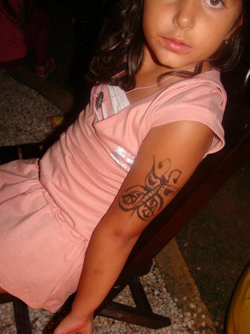 tatuagem artística
