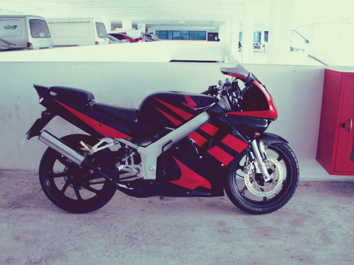 Loganized  Honda NSR150SP
