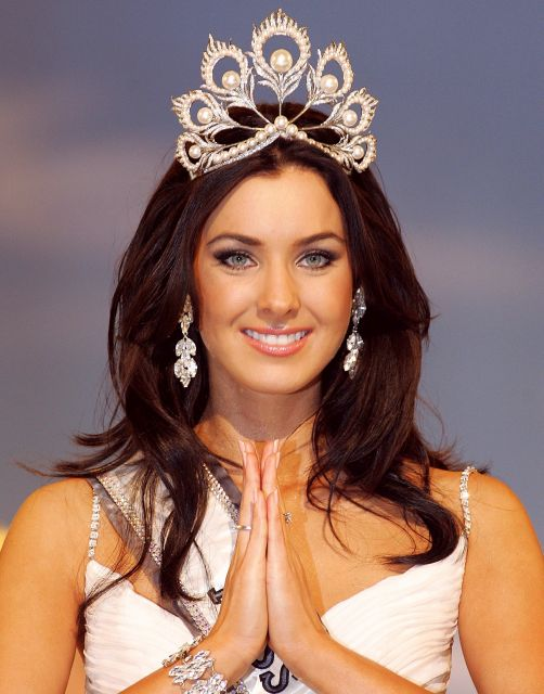 Miss Universe 2005 Natalie Glebova