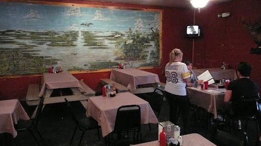 Riverside Restaurant, Venice, LA