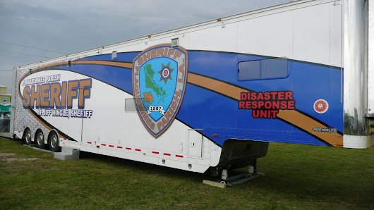 Plaquemines Parish Sheriff Disaster Response Unit