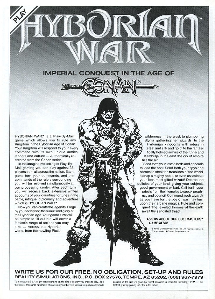 The Savage Sword Of Conan Issue #185 #186 - English 68