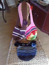 Handgjorda väskor