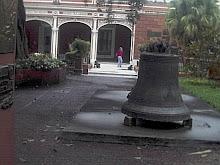 Vistas exteriores del Museo Histórico Nacional