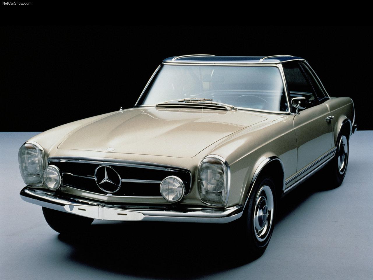 Poze Mercedes-Benz 230 SL