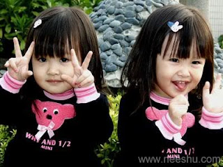 Anak Kembar Lebih Cepat Mandiri?