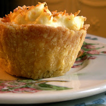 MINI COCONUT CUSTARD PIE