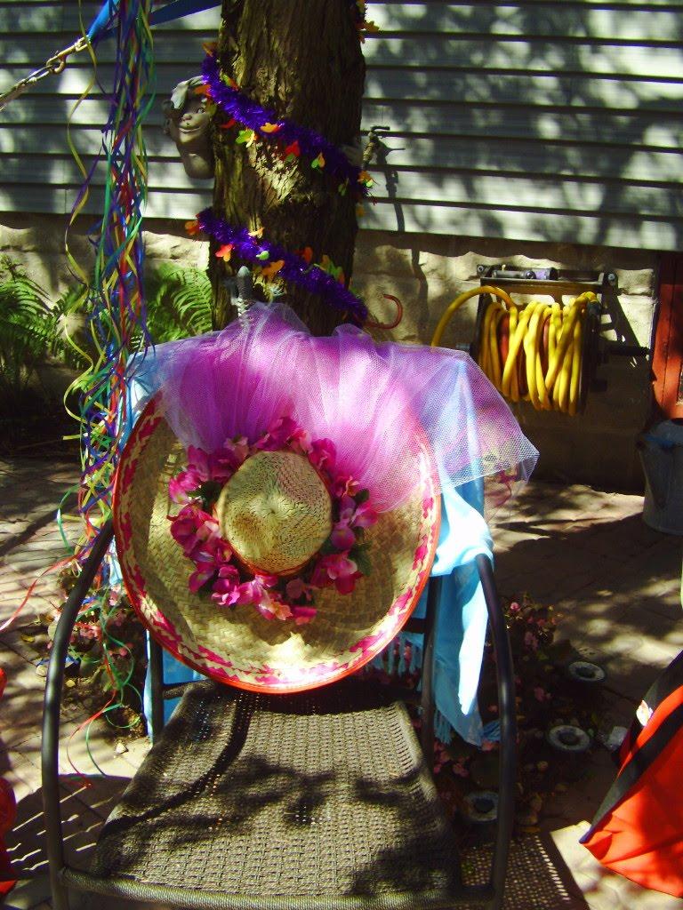 it was a fiesta bridal shower kinda day