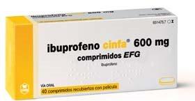 Ibuprofeno Cinfa, ¡el que tomo yo! es como comprar las croquetas del