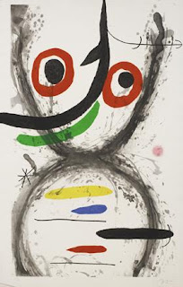 Prise a l'Hamecon by Joan Miro
