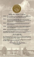 Park West Gallery Day Proclamation