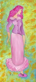 A New Dress #1. Linda Le Kinff.
