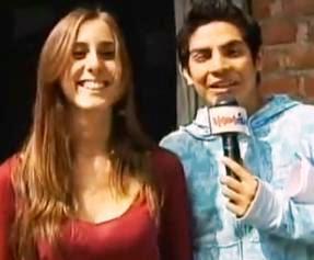 Daniela Camaiora y Erick Elera