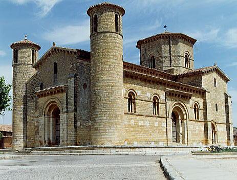 Camino de Santiago, Zubiri Iglesia de San Martin