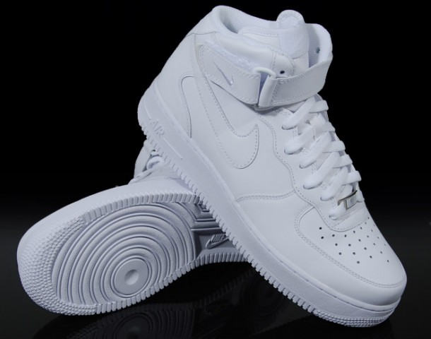 Air Force 1 High Tops No Strap
