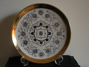 Porcelana Craquelada