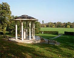 One of the most important places in Constitutional History and it's a sad gazebo named after droopy beer.