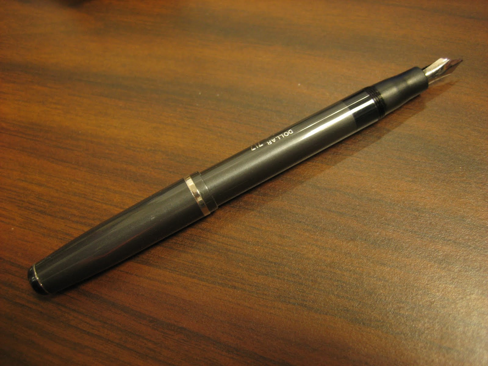 The penny writer dollar calligraphy fountain pen review Ballpoint pen calligraphy