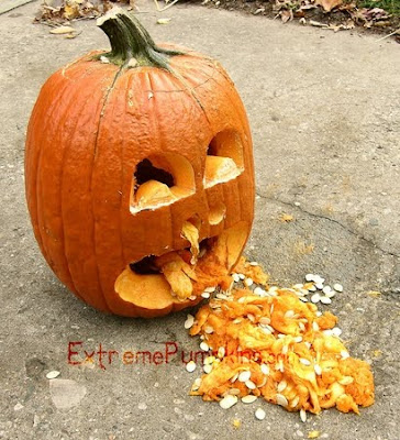 Crazy Pumpkin Carvings Related To Ent Fauquier Ent Blog