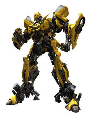 Transformers, bumblebee