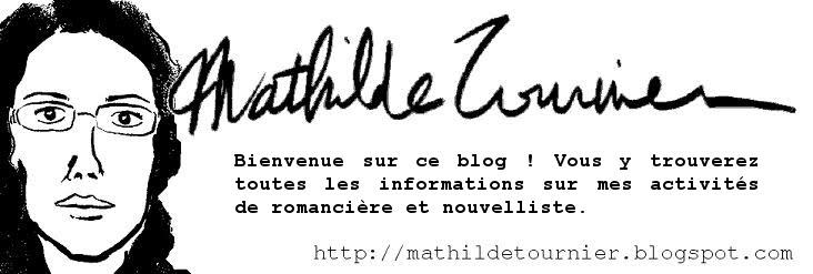 La page de Mathilde Tournier
