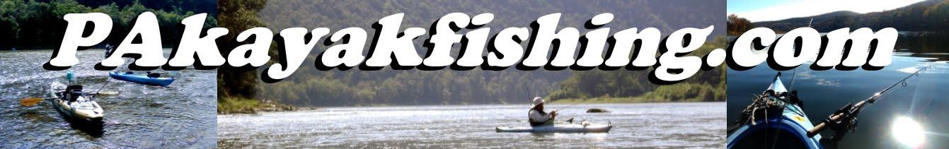 PAkayakfishing.com