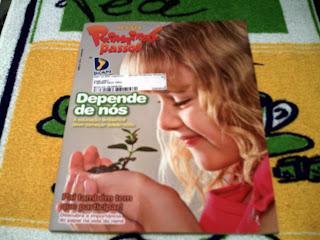 Brinde Gratis Revista 'Meus Primeiros Passos'