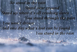 Stand in the Rain