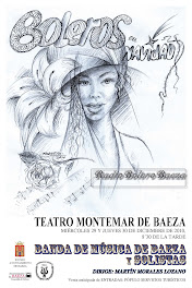 BOLEROS EN NAVIDAD - BANDA DE MÚSICA DE BAEZA - Dirige: Martín Morales Lozano