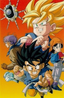 Dragon Ball GT Brüste