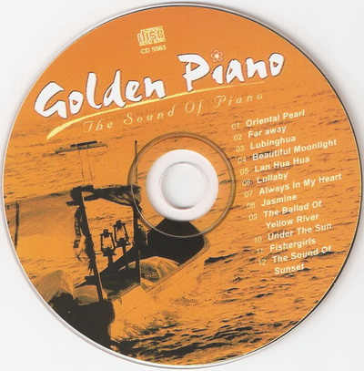 Golden Piano And Rhythm Trio, The - Music For Tap Dancing