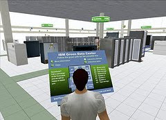 Data Center de IBM en Second Life