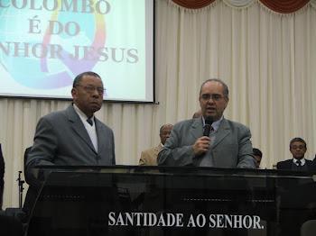 Pastor Presidente IEADCOL