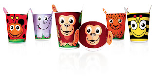 Hefty® Zoo Pals® Cups  sc 1 st  Packaging World & PackagingBlog / Best Packaging Designs Around The World: Hefty® Zoo ...