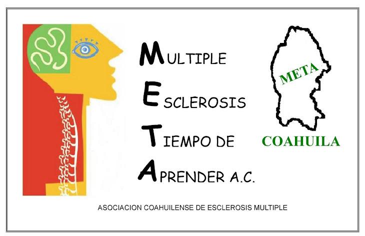 ASOCIACION COAHUILENSE DE ESCLEROSIS MULTIPLE