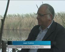Entrevista a Juan Cotino, vicepresidente del Gobierno valenciano