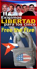 LIBERDADE PARA OS 5 CUBANOS
